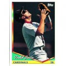1994 Topps #25 Todd Zeile