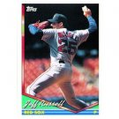 1994 Topps #55 Jeff Russell