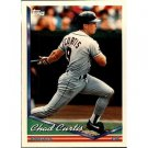 1994 Topps #56 Chad Curtis