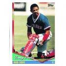 1994 Topps #85 Tony Pena