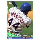 1994 Topps #98 Ryan Thompson