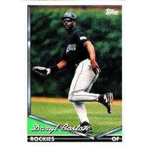 1994 Topps #106 Daryl Boston