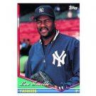 1994 Topps #110 Lee Smith