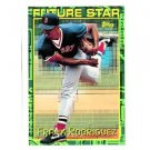 1994 Topps #112 Frank Rodriguez