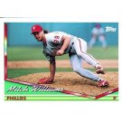 1994 Topps #114 Mitch Williams