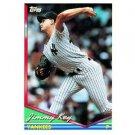 1994 Topps #120 Jimmy Key