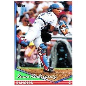 1994 Topps #165 Ivan Rodriguez
