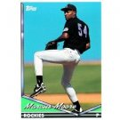 1994 Topps #186 Marcus Moore