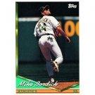 1994 Topps #188 Mike Bordick