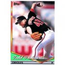 1994 Topps #242 Todd Frohwirth