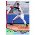 1994 Topps #269 Mark Hutton