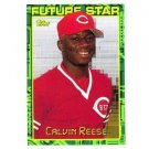 1994 Topps #278 Calvin Reese