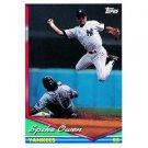 1994 Topps #297 Spike Owen