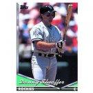 1994 Topps #314 Danny Sheaffer
