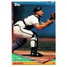 1994 Topps #346 Greg Olson
