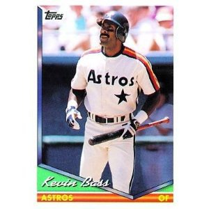 1994 Topps #362 Kevin Bass