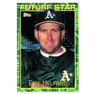 1994 Topps #363 Eric Helfand