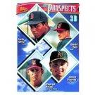 1994 Topps #369 Luis Ortiz, David Bell, Jason Giambi, George Arias