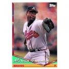 1994 Topps #374 Marvin Freeman