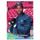 1994 Topps #383 Gerald Williams