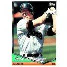 1994 Topps #398 Todd Benzinger
