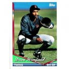 1994 Topps #430 Dave Winfield