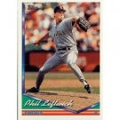 1994 Topps #471 Phil Leftwich