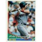 1994 Topps #502 Mike Greenwell