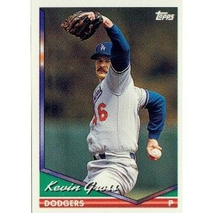 1994 Topps #516 Kevin Gross