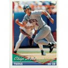 1994 Topps #583 Chip Hale