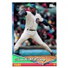 1994 Topps #613 Chuck McElroy