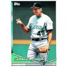 1994 Topps #625 Charlie Hough