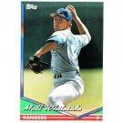 1994 Topps #629 Matt Whiteside
