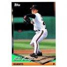 1994 Topps #639 Bill Swift