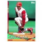1994 Topps #647 Reggie Sanders