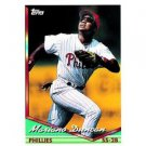 1994 Topps #663 Mariano Duncan