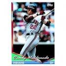 1994 Topps #667 Candy Maldonado