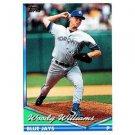 1994 Topps #668 Woody Williams