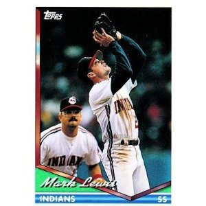 1994 Topps #678 Mark Lewis