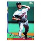 1994 Topps #694 Brian Barnes