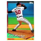 1994 Topps #718 Kent Mercker
