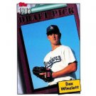 1994 Topps #755 Dax Winslett