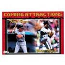 1994 Topps #772 Russ Davis, Brien Taylor