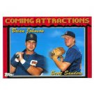 1994 Topps #789 Brian Johnson, Scott Sanders