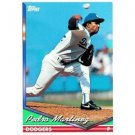 1994 Topps #268 Pedro Martinez