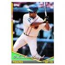 1994 Topps #281 Orlando Merced