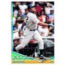 1994 Topps #283 John Jaha