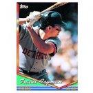 1994 Topps #285 Travis Fryman