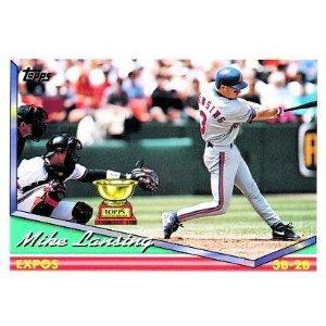 1994 Topps #287 Mike Lansing