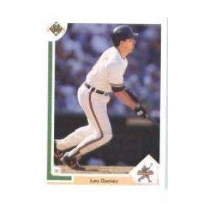 1991 Upper Deck #6 Leo Gomez